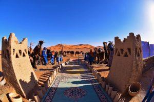 Bivouac Palmyras Y Dunas