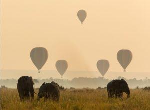 Kenya balloons