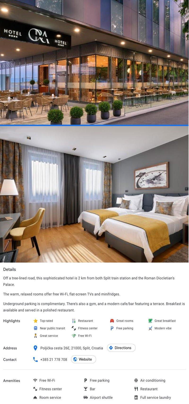 Hotel Ora Split