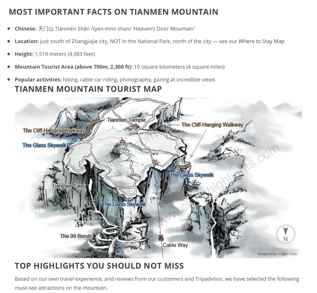 TIANMEN MOUNTAIN — CLIMB THE STAIRWAY TO HEAVEN