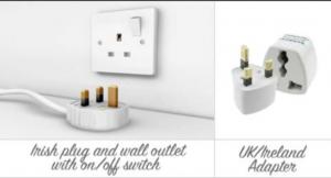 plugs Ireland