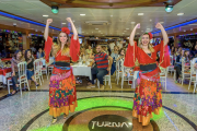 welcome dinner cruise