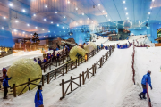 Ski Dubai at Mall of Emirates