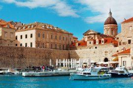 Sailing solo group Croatia