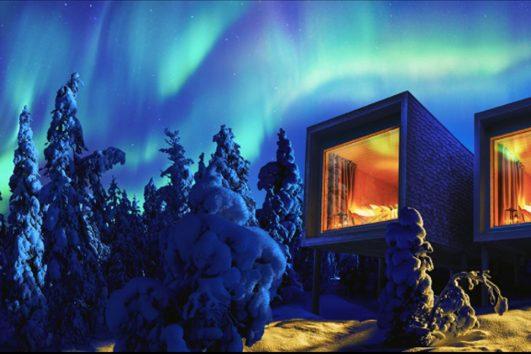 Solo travel Lapland