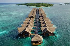 Maldives solo travel group