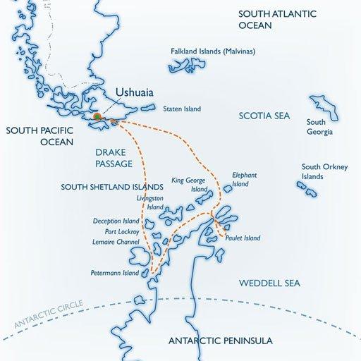 solo group Antarctic